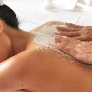 bodyscrub massage van Blossom